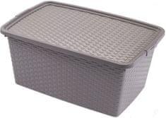 Heidrun škatla za shranjevanje Ratan, 10 l