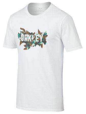 Oakley moška majica 100 CTN Surf Logo Art, bela, M