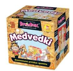 BRAINBOX družabna igra Medvedki 3+