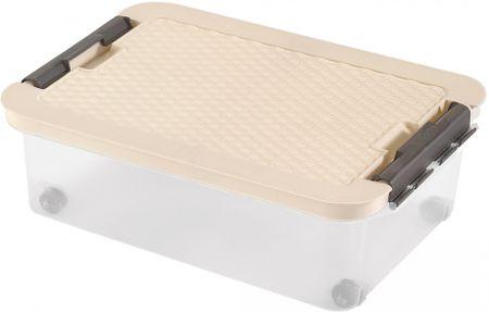 35972feb4 Heidrun Box s ratanovým vekom 25 l, béžová | MALL.SK