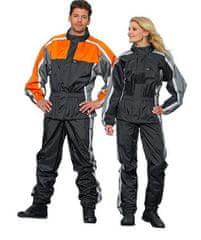 Dežne hlače ROAD 2.0, sivo-črne