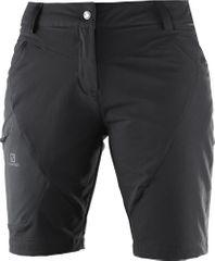 Salomon ženske hlače Wayfarer Utility Bermuda, crne