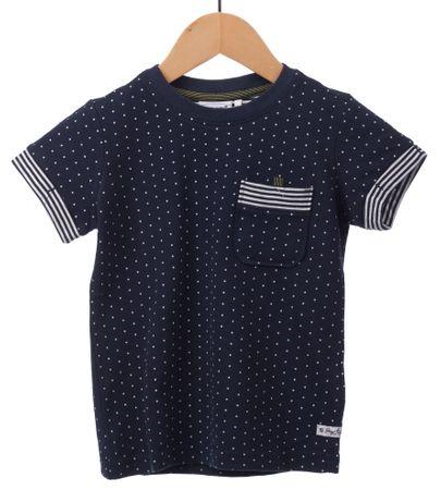 Primigi fiú póló 140 sötétkék
