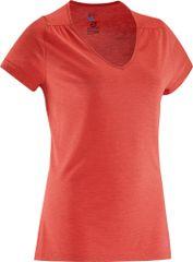 Salomon ženska majica Ellipse Ss, oranžna