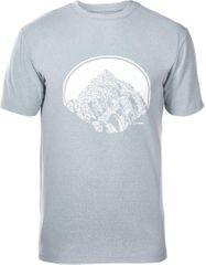 Berghaus Voyager Peak T Shirt Am Light Grey