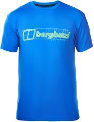Berghaus Voyager Sketch T Shirt Am Blue