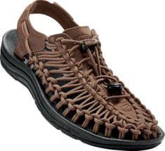 KEEN muške sandale Uneek Leather M, smeđe