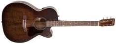 ART&Lutherie Legacy Bourbon Burst CW QIT Elektroakustická gitara