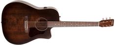 ART&Lutherie Americana Bourbon Burst CW QIT Elektroakustická kytara