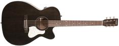ART&Lutherie Legacy Faded Black CW QIT Elektroakustická gitara
