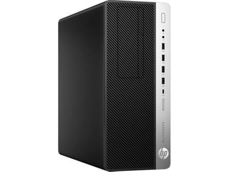 HP stolno računalo EliteDesk 800 G3 TWR i7-7700K/16GB/512GB SSD/Radeon R7 450/W10P (1HL00EA)