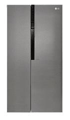 LG chłodziarko-zamrażarka GSB360BASZ