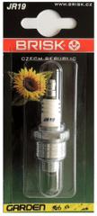 Brisk zapaľovacia sviečka JR19 (3043)