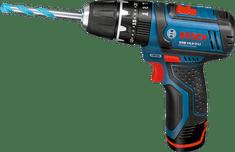 BOSCH Professional akumulatorowa wiertarko-wkrętarka GSB 12V-15