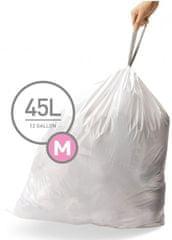 Simplehuman vreće za smeće tipa M (45 l), 20 komada
