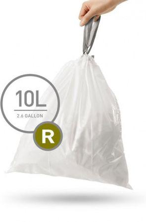 Simplehuman vreče za smeti tipa R (10 l), 60 kosov