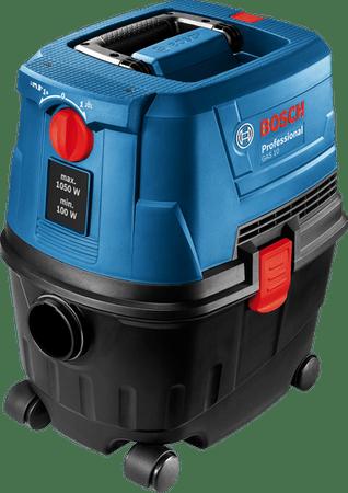 BOSCH Professional GAS 15 Nedves-száraz porszívó (06019E5000)