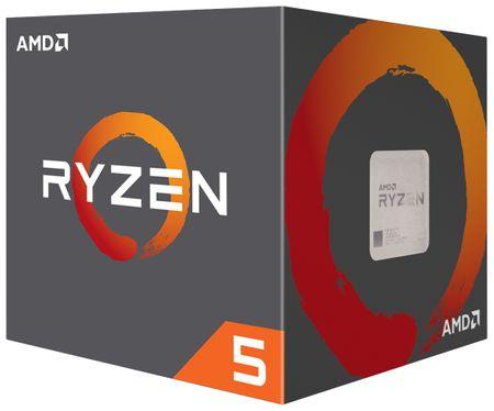 AMD procesor Ryzen 5 1600 (YD1600BBAEBOX)