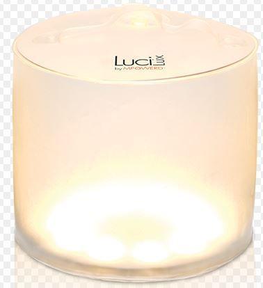 Mpowerd solarna svetilka Luci® Lux