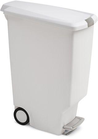 Simplehuman Pedálový odpadkový koš úzký 40 l