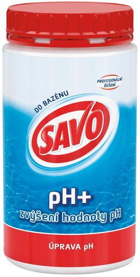 Savo Do Bazénu - Ph+ zvýšení hodnoty ph 900g