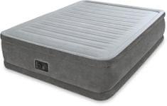 Intex napihljiva postelja Comfort-Plush MID Queen, vgrajena črpalka