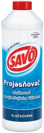Savo Do Bazéna - Prejasňovač 900 ml