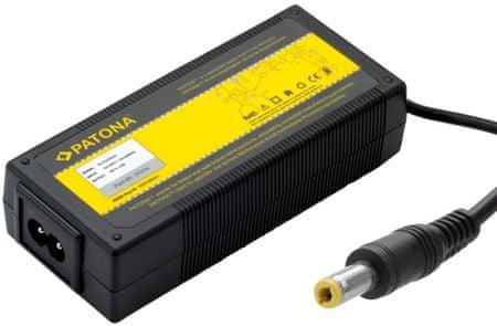 PATONA Töltő adapter Notebookhoz (IBM/5,5x2,5 mm konnektor; 72W), fekete