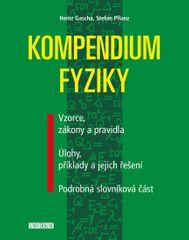 Gascha Heinz, Pflanz Stefan: Kompendium fyziky - Vzorce, zákony a pravidla, Úlohy, příklady a jejich