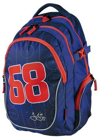 Stil školní batoh teen Jágr 68 modrý