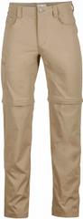 Marmot spodnie outdoorowe Transcend E Convertible Pant Desert Khaki