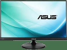 """Asus VC239H 23"""" Full HD LED monitor fekete DVI,HDMI,D-Sub"""