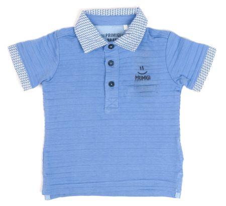 Primigi chlapecká polokošile 74 modrá