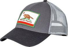 d9bfb3c57a632 Marmot czapka z daszkiem Republic Trucker Slate Grey
