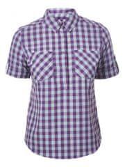 Berghaus Explorer 2.0 Shirt SS Af Purple Grey