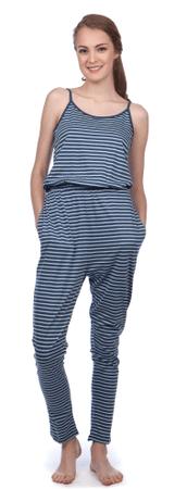 Pepe Jeans ženski kombinezoni Casilda XS tamno plava