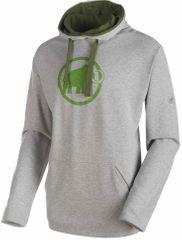Mammut muška majica Logo ML Hoody, siva