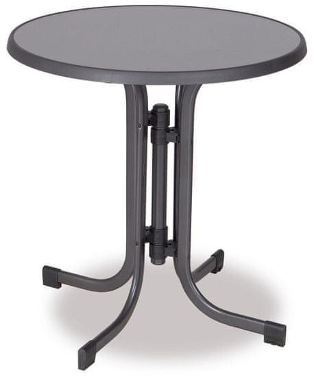 Rojaplast PIZARRA stůl ø 70 cm