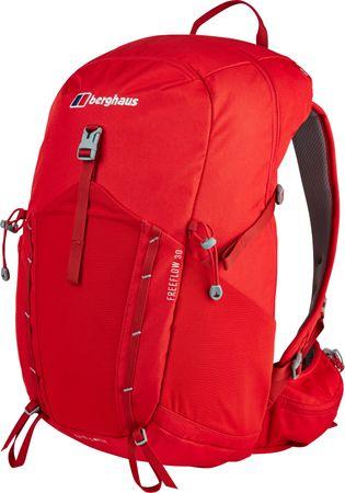 Berghaus Freeflow 30 Rucksack Au Red/Red hátizsák