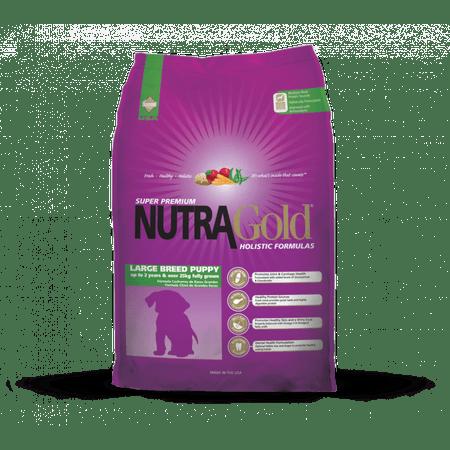 Nutra Gold hrana za pasje mladiče večjih pasem, 15 kg