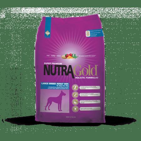 Nutra Gold Adult Large Breed Száraz kutyatáp, 15 kg