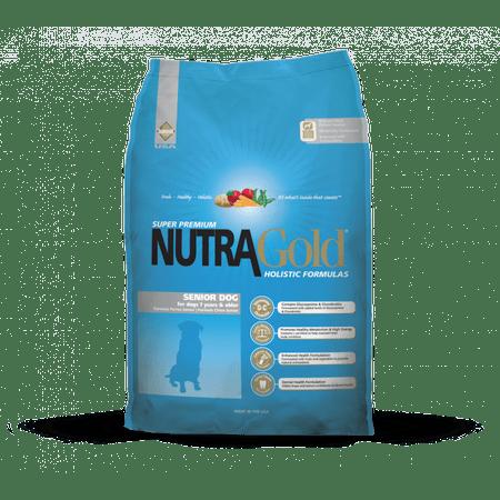 Nutra Gold sucha karma dla psa Salmon&Potato 3kg
