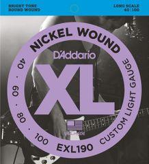Daddario EXL190 Struny na basgitaru