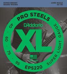 Daddario EPS220 Struny na basgitaru