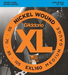 Daddario EXL160 Struny na basgitaru