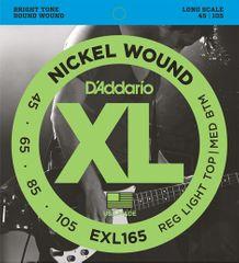 Daddario EXL165 Struny na basgitaru
