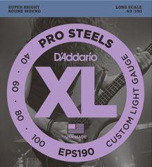 Daddario EPS190 Struny na basgitaru