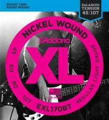 Daddario EXL170BT Struny na basgitaru
