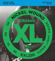 Daddario EXL220 Struny na basgitaru