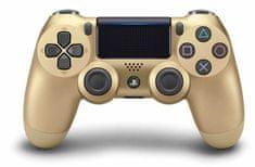 Sony joystick za PS4 DualShock 4 V2, zlat